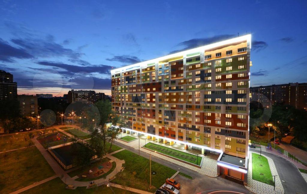 Продажа однокомнатной квартиры Москва, метро Римская, Нижегородская улица 11А, цена 16500000 рублей, 2021 год объявление №695363 на megabaz.ru