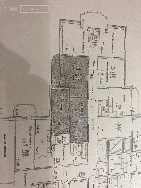 Продажа однокомнатной квартиры Балашиха, метро Новокосино, улица Строителей 3, цена 8000000 рублей, 2021 год объявление №710600 на megabaz.ru
