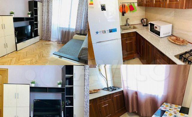 Аренда однокомнатной квартиры Краснознаменск, проспект Мира 3, цена 20000 рублей, 2021 год объявление №1337459 на megabaz.ru