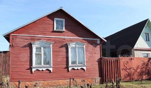 Продажа дома село Дединово, улица Свободы 75, цена 1500000 рублей, 2021 год объявление №556408 на megabaz.ru