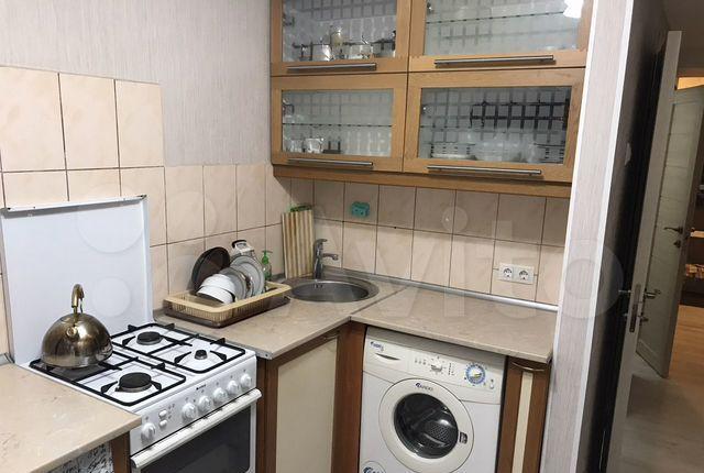 Аренда двухкомнатной квартиры Черноголовка, Центральная улица 10А, цена 16000 рублей, 2021 год объявление №1328842 на megabaz.ru