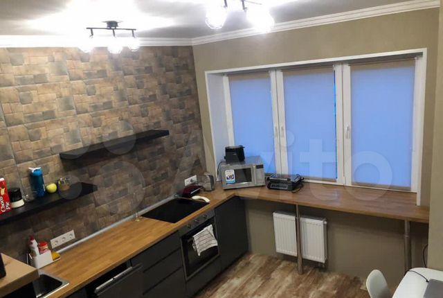 Продажа двухкомнатной квартиры деревня Бакеево, цена 6990000 рублей, 2021 год объявление №536833 на megabaz.ru