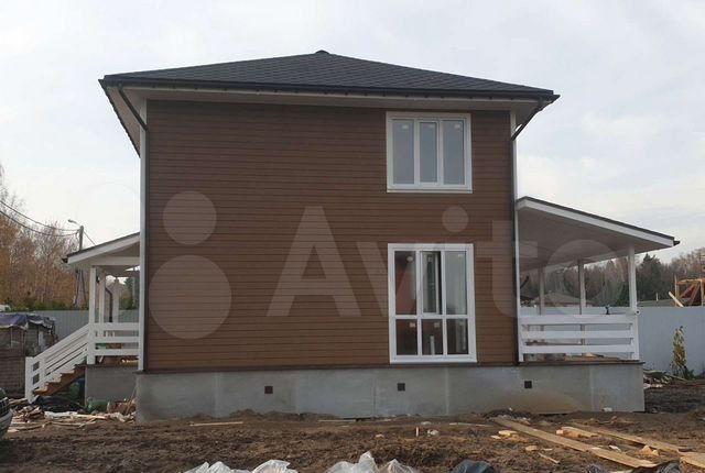 Продажа дома деревня Большие Жеребцы, Солнечная улица 11, цена 10999999 рублей, 2021 год объявление №527574 на megabaz.ru