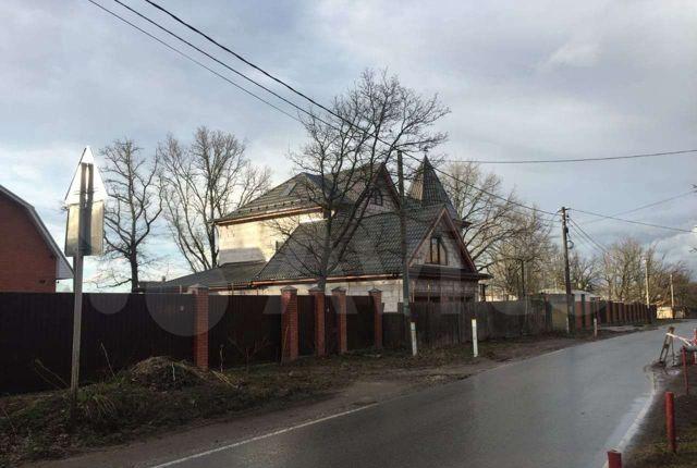 Продажа дома деревня Жабкино, цена 14000000 рублей, 2021 год объявление №571685 на megabaz.ru