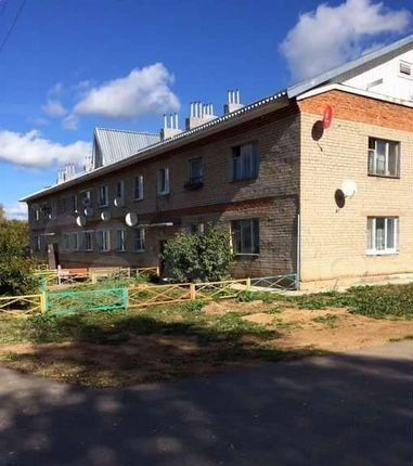 Продажа двухкомнатной квартиры село Семеновское, улица Победы 22, цена 800000 рублей, 2021 год объявление №572212 на megabaz.ru