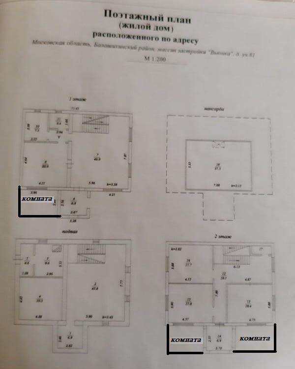 Продажа дома деревня Русавкино-Романово, Виноградная улица, цена 16000000 рублей, 2021 год объявление №556901 на megabaz.ru