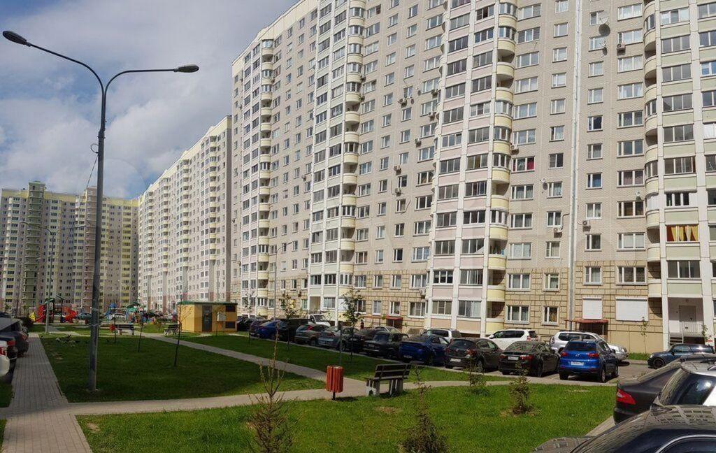 Аренда однокомнатной квартиры Видное, Берёзовая улица 18, цена 17500 рублей, 2021 год объявление №1361096 на megabaz.ru
