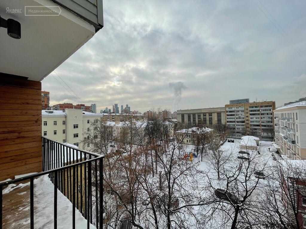 Аренда однокомнатной квартиры Москва, метро Улица 1905 года, Большой Тишинский переулок 43, цена 70000 рублей, 2021 год объявление №1335536 на megabaz.ru