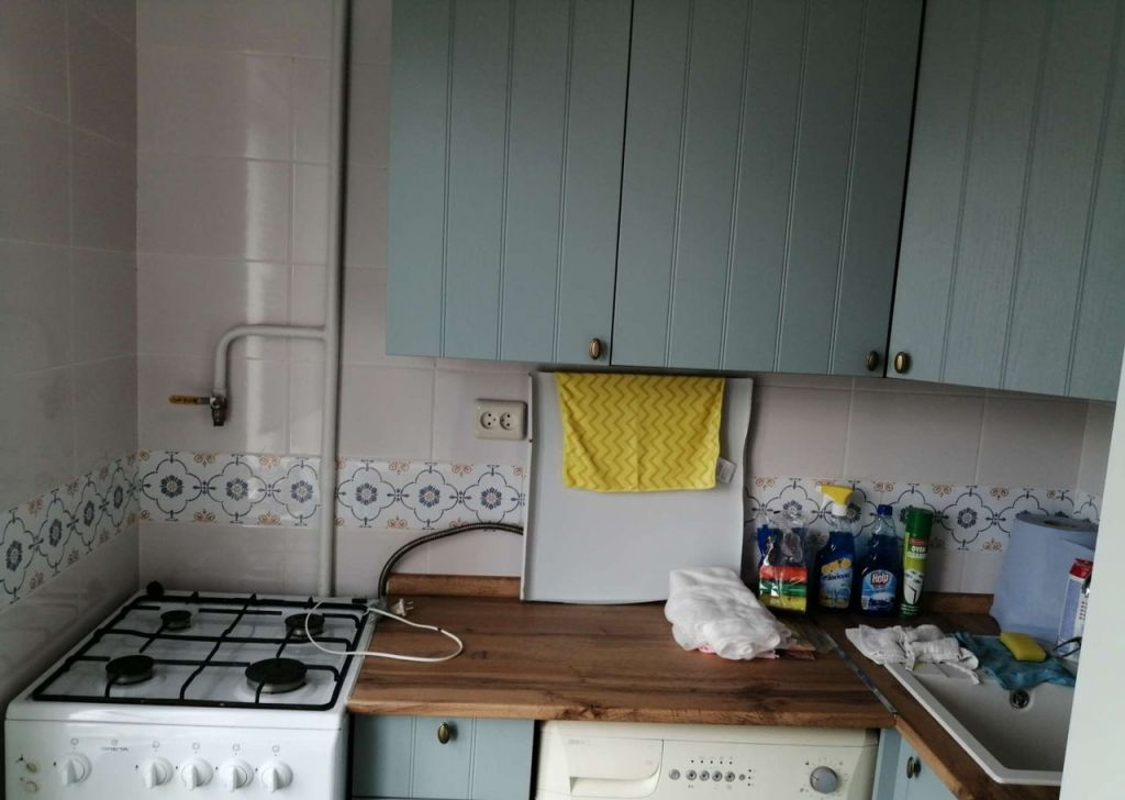 Продажа двухкомнатной квартиры рабочий поселок Новоивановское, улица Мичурина 17, цена 7500000 рублей, 2021 год объявление №542350 на megabaz.ru