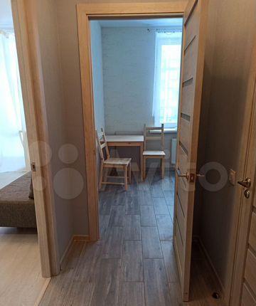 Аренда однокомнатной квартиры деревня Брёхово, цена 18000 рублей, 2021 год объявление №1338031 на megabaz.ru