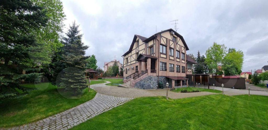 Продажа дома поселок Образцово, цена 25500000 рублей, 2021 год объявление №624130 на megabaz.ru