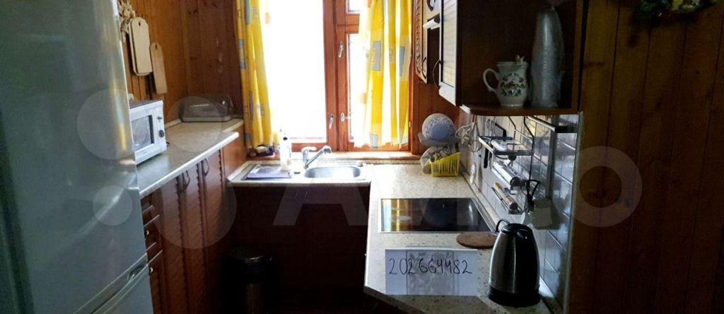 Аренда дома деревня Картино, Главная улица, цена 10000 рублей, 2021 год объявление №1373395 на megabaz.ru