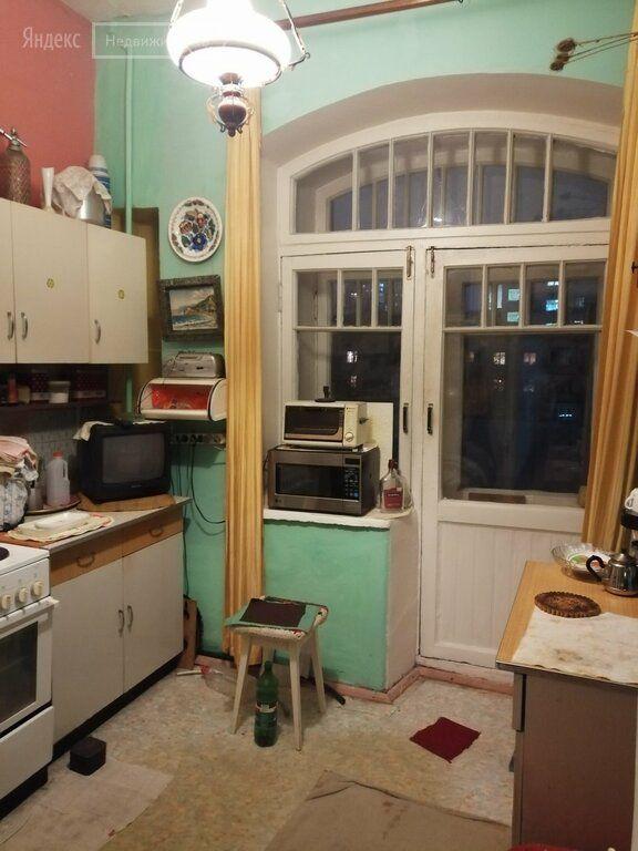 Продажа двухкомнатной квартиры Москва, метро Смоленская, Карманицкий переулок 3Ас4, цена 20300000 рублей, 2021 год объявление №573625 на megabaz.ru