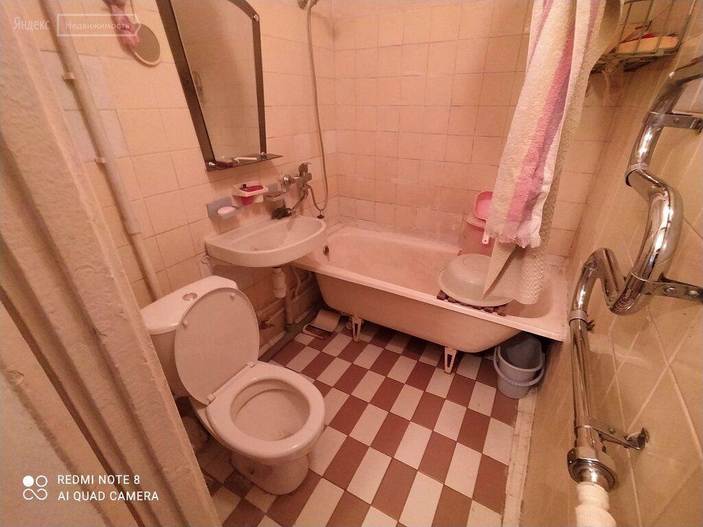 Продажа двухкомнатной квартиры Егорьевск, цена 2000000 рублей, 2021 год объявление №577618 на megabaz.ru