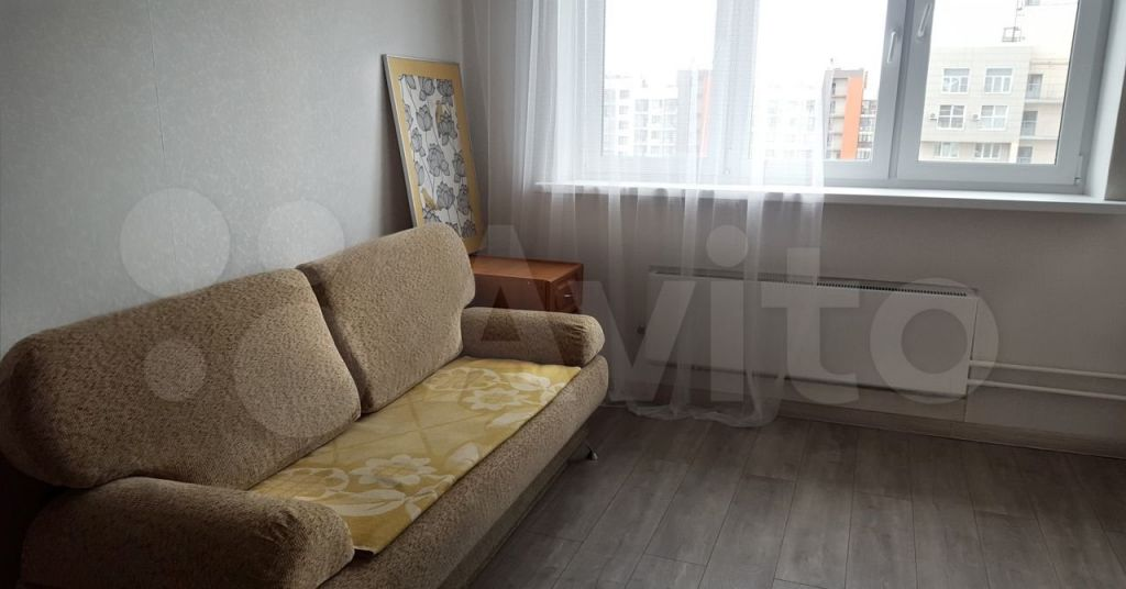 Аренда однокомнатной квартиры Балашиха, улица Ситникова 8, цена 24000 рублей, 2021 год объявление №1369201 на megabaz.ru