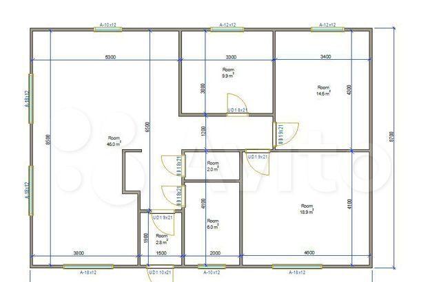Продажа дома деревня Степаньково, цена 2810000 рублей, 2021 год объявление №557391 на megabaz.ru