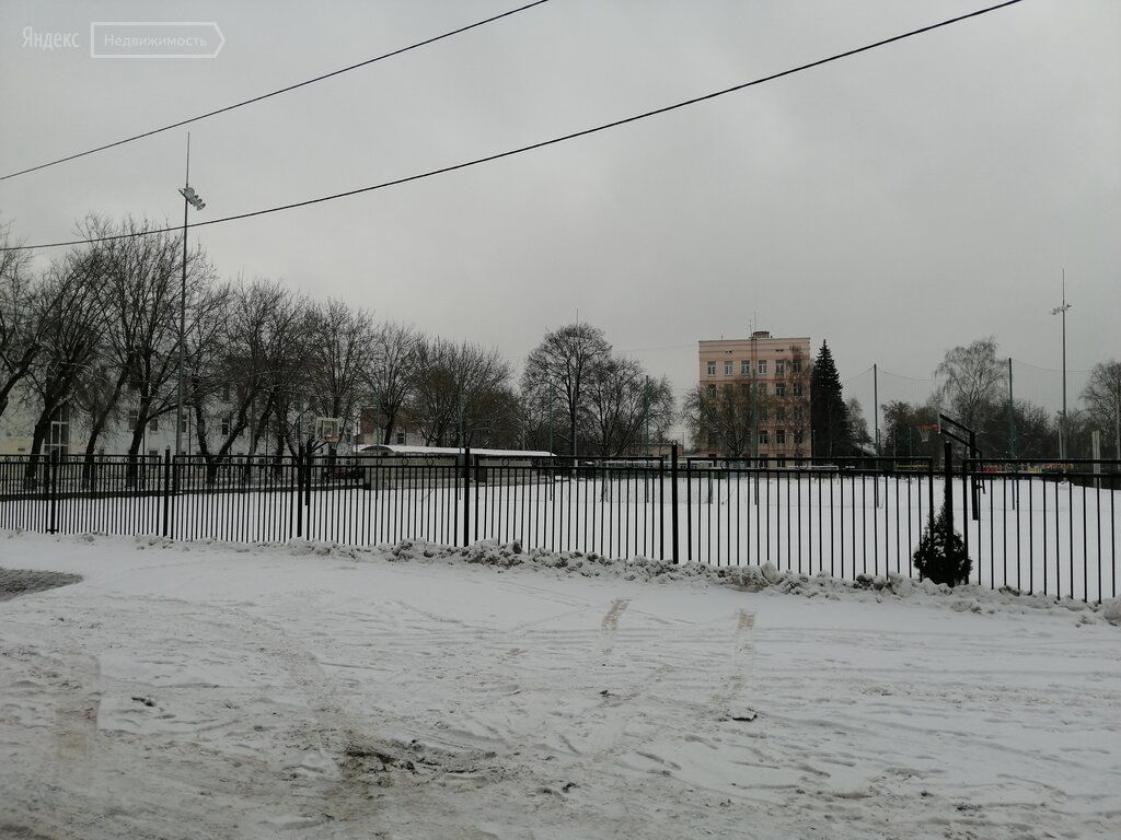 Продажа однокомнатной квартиры поселок Мечниково, цена 4200000 рублей, 2021 год объявление №557481 на megabaz.ru