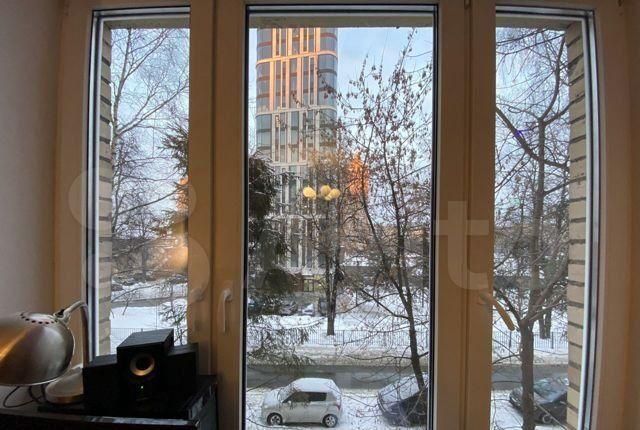 Продажа двухкомнатной квартиры Москва, метро Воробьевы горы, Ленинский проспект 40, цена 21000000 рублей, 2021 год объявление №557864 на megabaz.ru