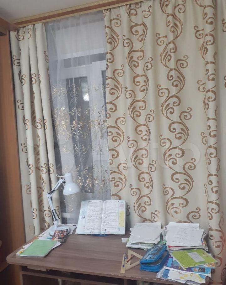 Продажа двухкомнатной квартиры поселок совхоза Раменское, Центральная улица 9, цена 4500000 рублей, 2021 год объявление №610543 на megabaz.ru