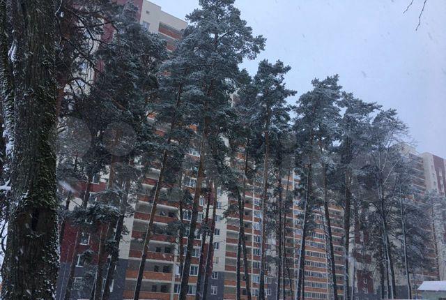 Аренда однокомнатной квартиры поселок Горки-10, цена 27000 рублей, 2021 год объявление №1312636 на megabaz.ru