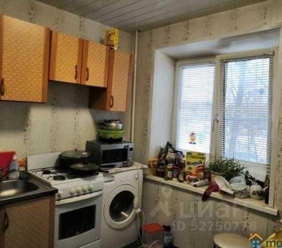Продажа двухкомнатной квартиры рабочий посёлок Михнево, Московская улица 9, цена 3000000 рублей, 2021 год объявление №618486 на megabaz.ru