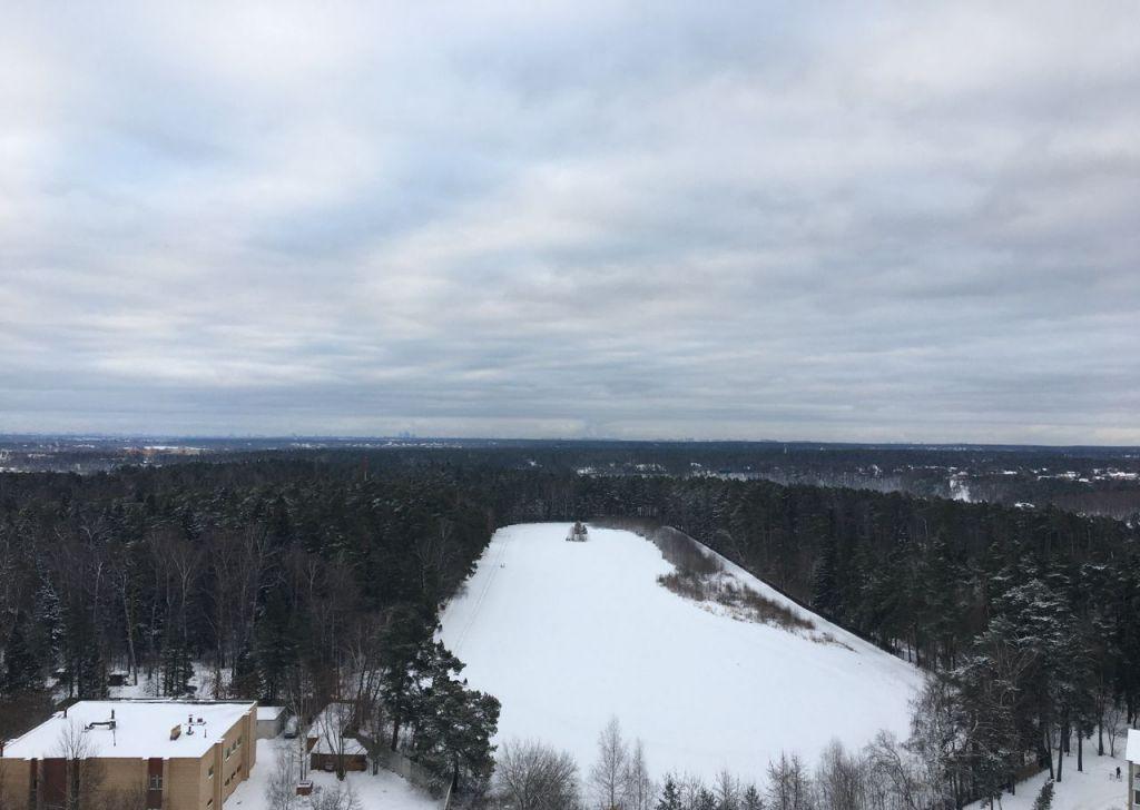 Продажа трёхкомнатной квартиры поселок Горки-10, цена 6800000 рублей, 2021 год объявление №557801 на megabaz.ru