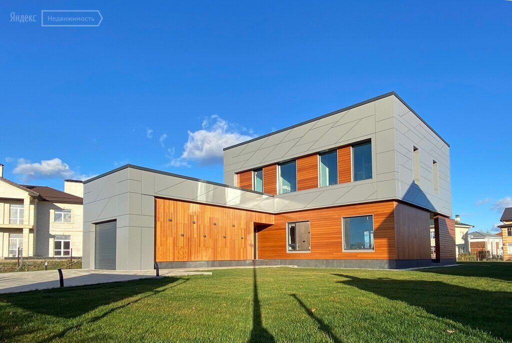 Продажа дома деревня Покровское, Троицкий бульвар 6, цена 55000000 рублей, 2021 год объявление №574691 на megabaz.ru