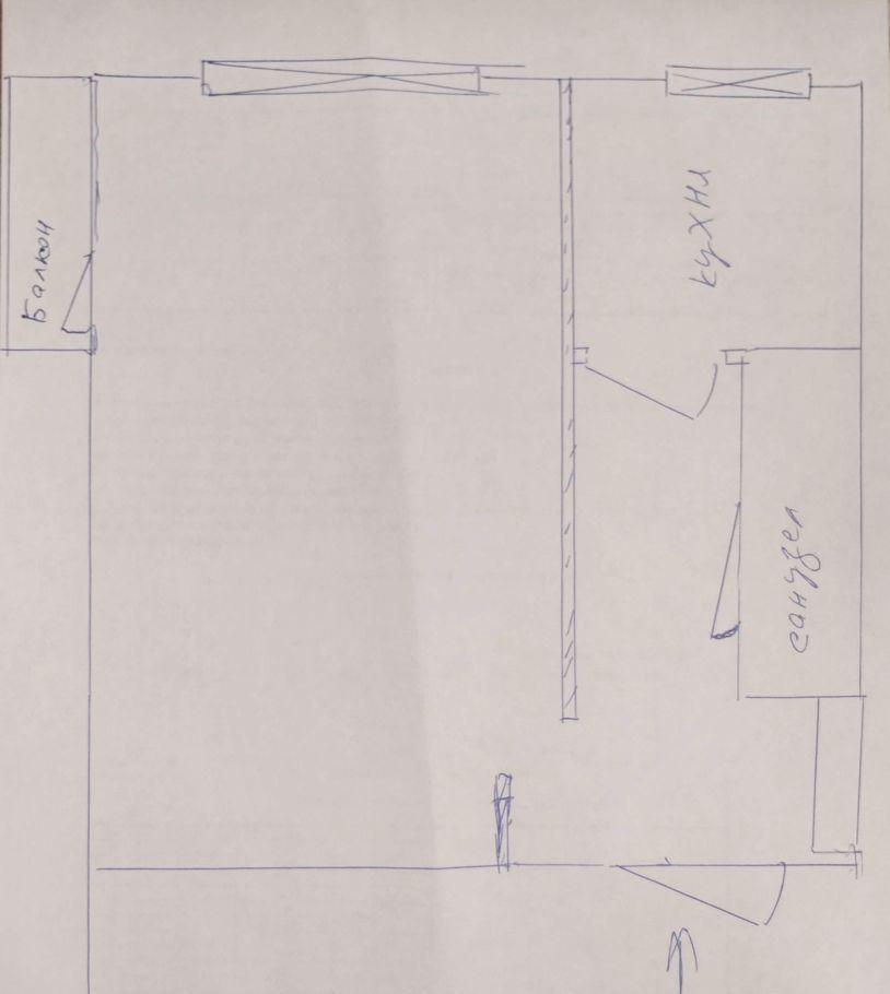 Продажа однокомнатной квартиры Орехово-Зуево, Юбилейный проезд 6, цена 2199000 рублей, 2021 год объявление №555888 на megabaz.ru