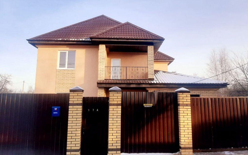 Продажа дома деревня Афанасово, Центральная улица 17, цена 19800000 рублей, 2021 год объявление №551144 на megabaz.ru