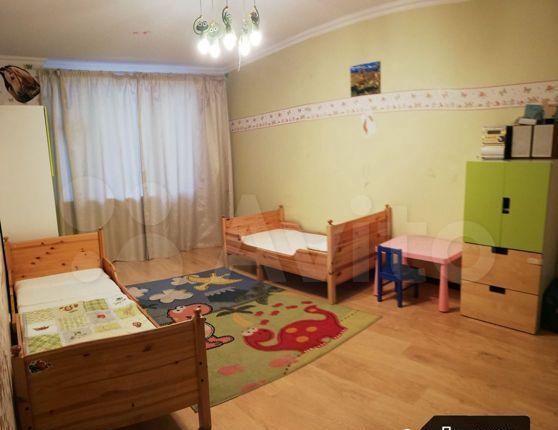 Аренда трёхкомнатной квартиры Балашиха, Молодёжный бульвар 8, цена 45000 рублей, 2021 год объявление №1313223 на megabaz.ru