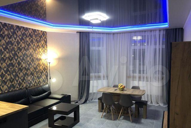 Продажа двухкомнатной квартиры поселок Ильинское-Усово, проезд Александра Невского 7, цена 11000000 рублей, 2021 год объявление №558260 на megabaz.ru
