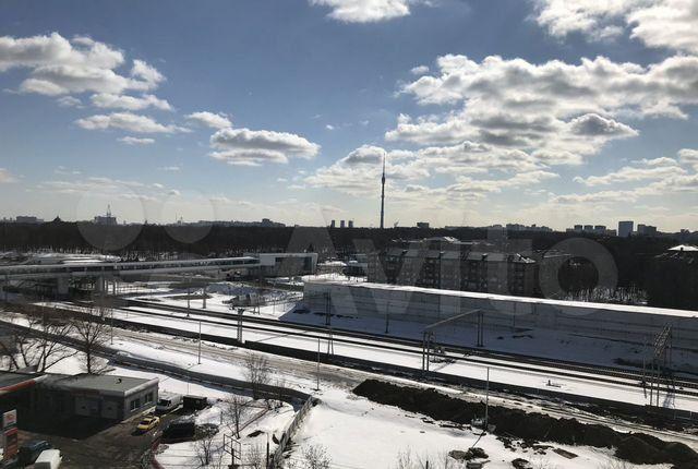 Аренда студии Москва, метро Владыкино, Алтуфьевское шоссе 2к1, цена 38000 рублей, 2021 год объявление №1353735 на megabaz.ru