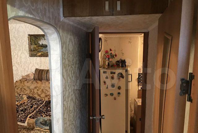Продажа однокомнатной квартиры Орехово-Зуево, улица Гагарина 21А, цена 1600000 рублей, 2021 год объявление №558134 на megabaz.ru