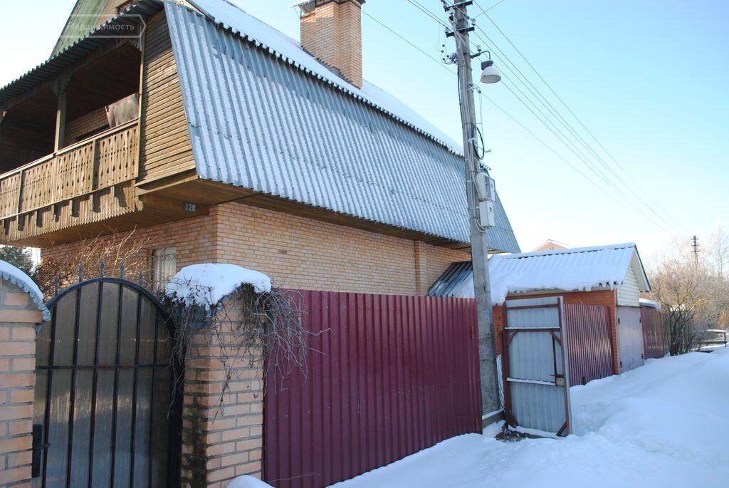 Продажа дома деревня Кашино, цена 5500000 рублей, 2021 год объявление №564355 на megabaz.ru