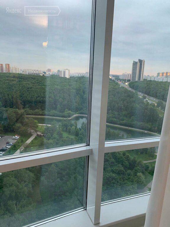 Продажа трёхкомнатной квартиры Москва, метро Калужская, Ленинский проспект 111к1, цена 49000000 рублей, 2021 год объявление №575251 на megabaz.ru