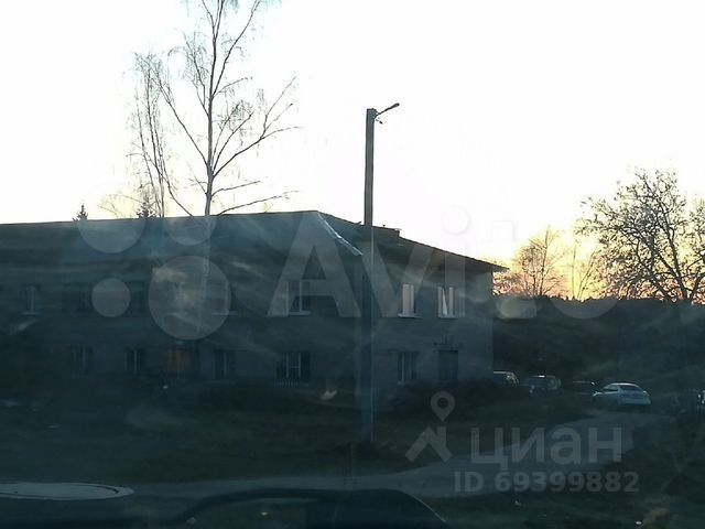 Продажа однокомнатной квартиры село Никоновское, Пионерская улица 43, цена 1150000 рублей, 2021 год объявление №647005 на megabaz.ru