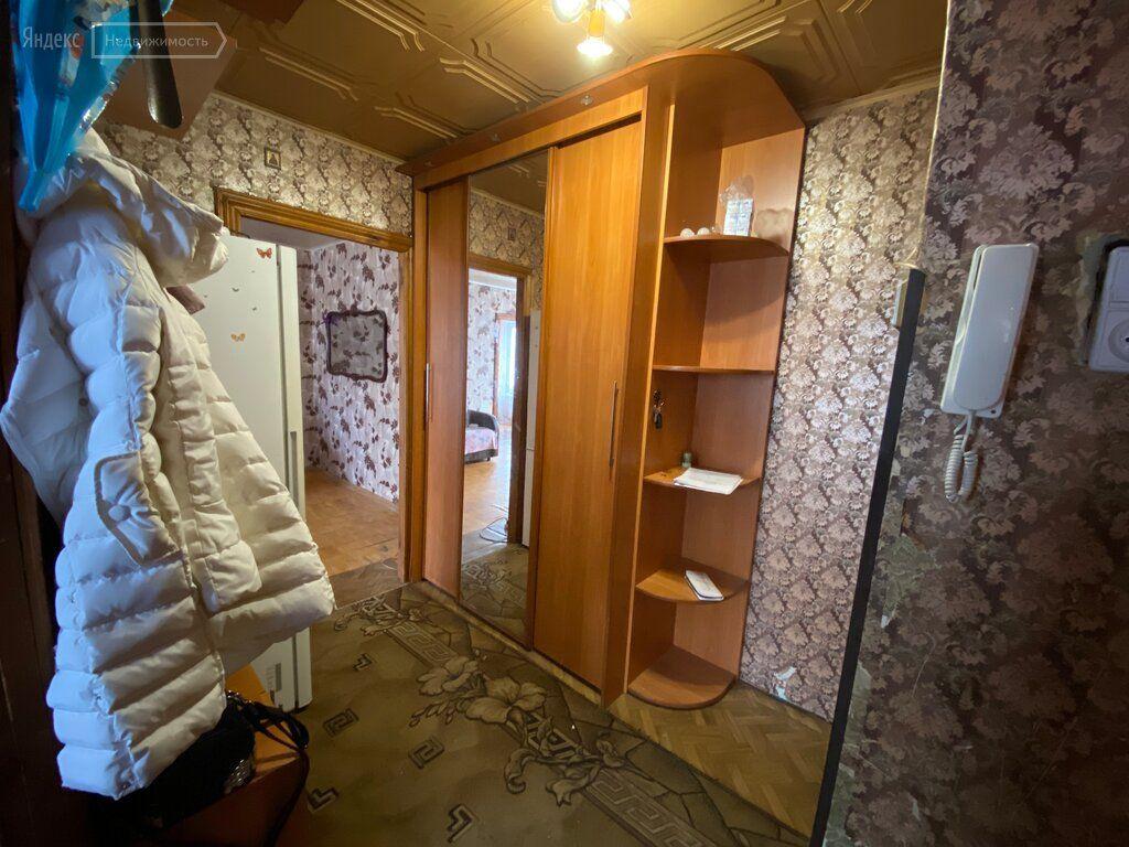 Продажа трёхкомнатной квартиры Хотьково, улица Михеенко 13, цена 3390000 рублей, 2021 год объявление №558523 на megabaz.ru