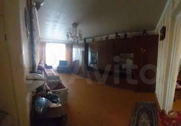Продажа трёхкомнатной квартиры Кашира, Садовая улица 22, цена 3060000 рублей, 2021 год объявление №588698 на megabaz.ru