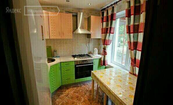 Продажа однокомнатной квартиры Москва, метро Южная, Днепропетровская улица 3к2, цена 9000000 рублей, 2021 год объявление №558534 на megabaz.ru