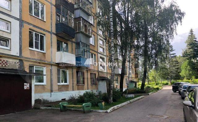 Продажа двухкомнатной квартиры поселок Нарынка, улица Королёва 6, цена 1650000 рублей, 2021 год объявление №558584 на megabaz.ru