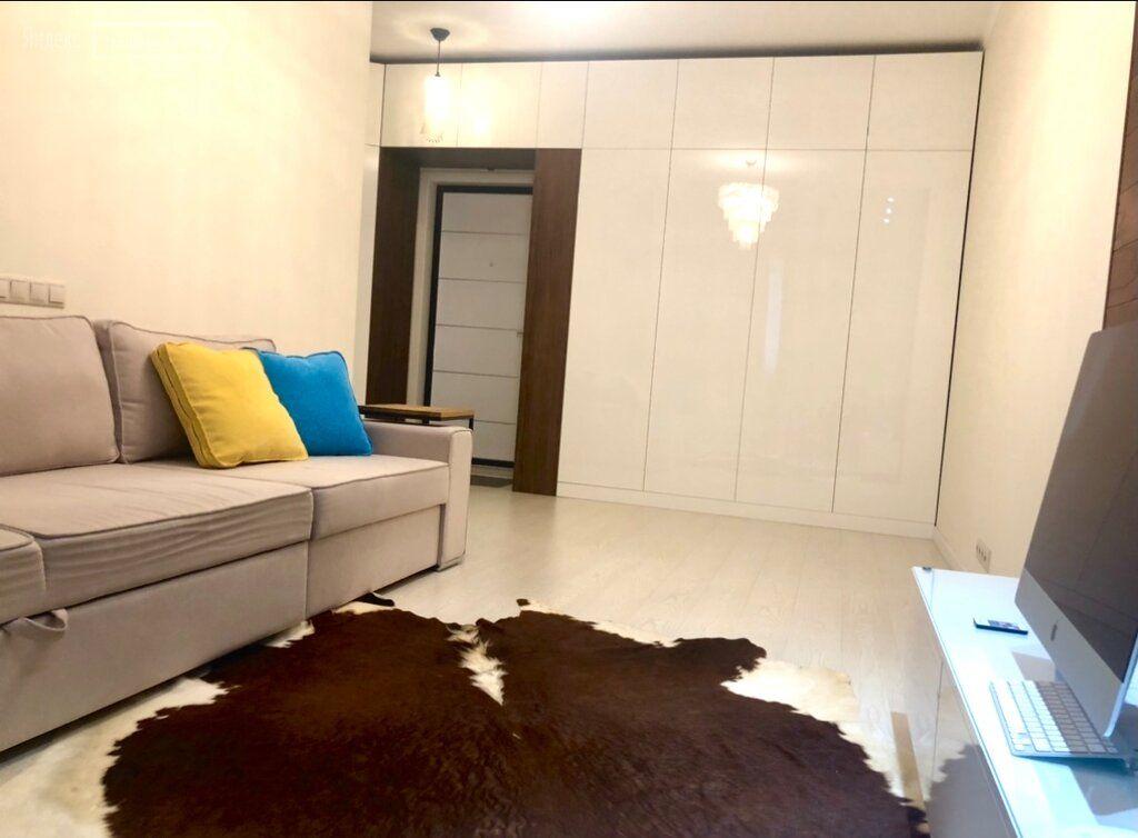 Продажа однокомнатной квартиры Звенигород, цена 5600000 рублей, 2021 год объявление №577080 на megabaz.ru