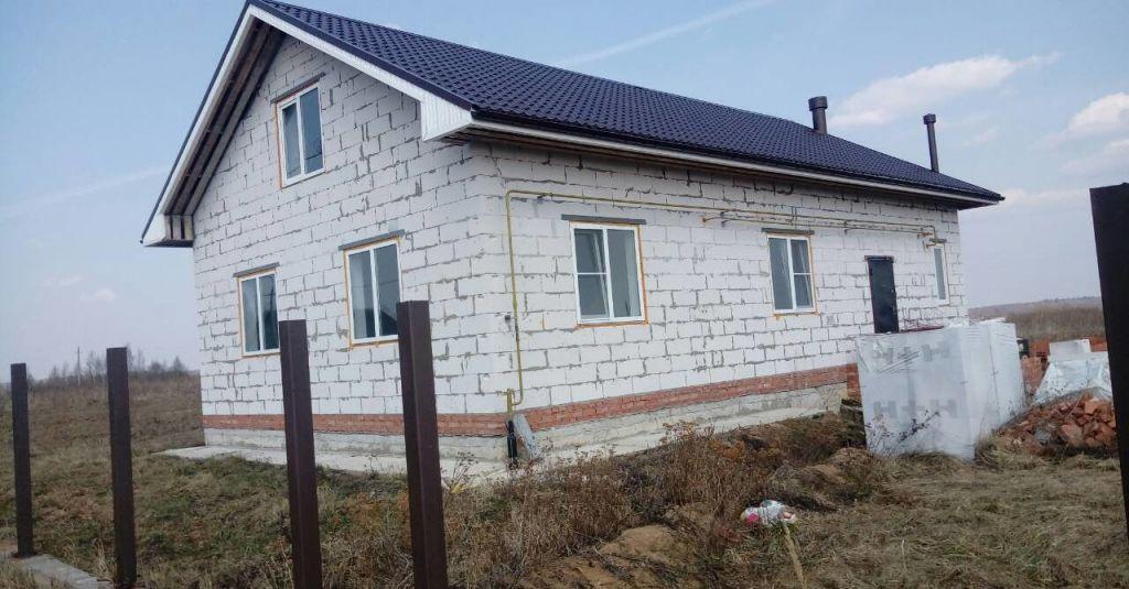 Продажа дома деревня Афанасово, Новая улица 4А, цена 4000000 рублей, 2020 год объявление №382710 на megabaz.ru