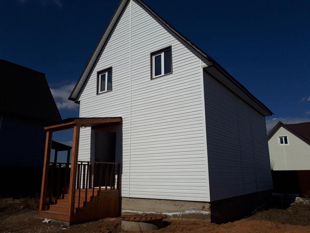 Продажа дома поселок Любучаны, цена 2520000 рублей, 2020 год объявление №488753 на megabaz.ru