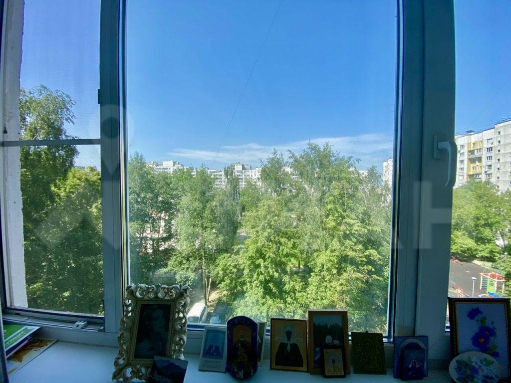 Продажа двухкомнатной квартиры Москва, метро Шипиловская, Шипиловская улица 59к1, цена 9300000 рублей, 2020 год объявление №419294 на megabaz.ru
