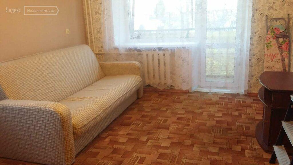 Продажа однокомнатной квартиры поселок Дорохово, Стеклозаводская улица 20А, цена 1600000 рублей, 2020 год объявление №429649 на megabaz.ru