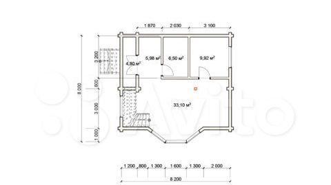 Продажа дома Котельники, Дзержинское шоссе 7/7с2, цена 5000000 рублей, 2021 год объявление №576596 на megabaz.ru