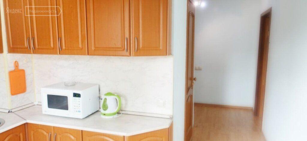 Аренда однокомнатной квартиры Долгопрудный, Молодёжная улица 14, цена 18000 рублей, 2021 год объявление №1350032 на megabaz.ru