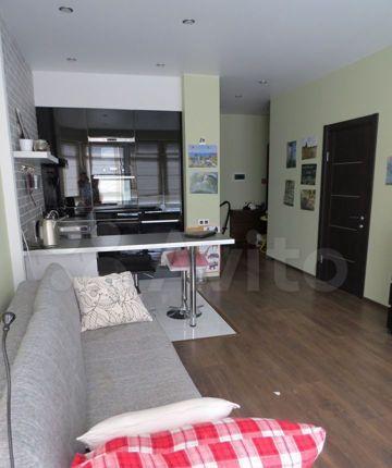 Продажа однокомнатной квартиры поселок Мечниково, цена 5600000 рублей, 2021 год объявление №560329 на megabaz.ru