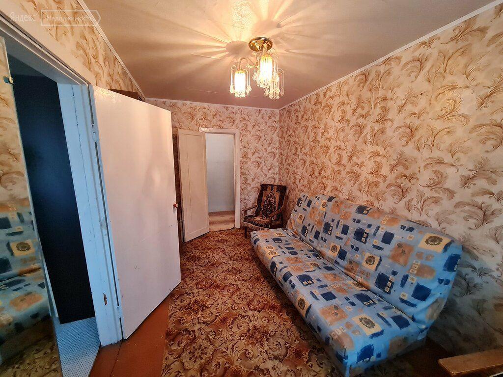 Аренда двухкомнатной квартиры Клин, улица Карла Маркса 96, цена 19000 рублей, 2021 год объявление №1315197 на megabaz.ru