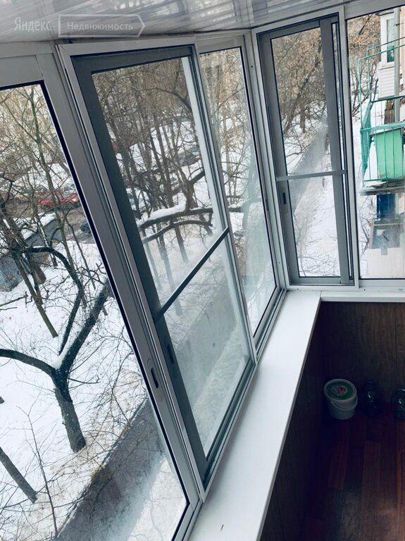 Продажа однокомнатной квартиры Москва, метро Нахимовский проспект, Одесская улица 5, цена 9500000 рублей, 2021 год объявление №559404 на megabaz.ru